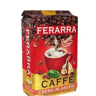 Кава Ferarra 100% Arabica мелена 250г
