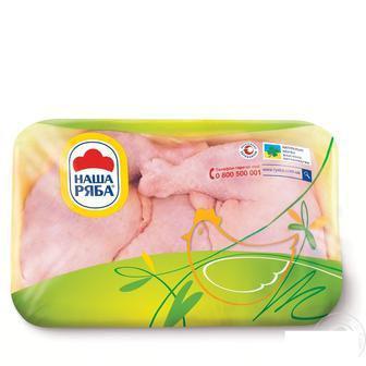 Гомілки курячі охолоджені Наша Ряба 1 кг