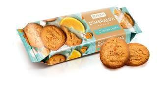 Печиво Roshen Есмеральда з з цедрою апельсина 150г