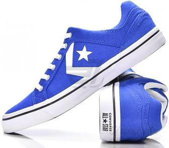 Кеди Converse El Distrito 159788C р. 8 синій