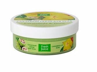Скраб для тела Fresh Juice 225мл