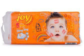 Подгузники Joy Every Day р5 11-25 кг 44 шт