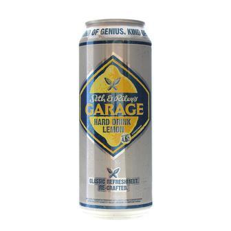 Пиво зі смаком лимона Garage 0,5л