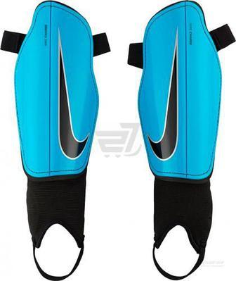 Щитки футбольні Nike Charge Junior р. S синій