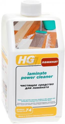 Засіб для чищення HG ламінату 1 л