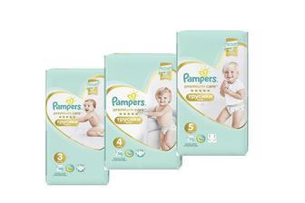 Подгузники-трусики Pampers Premium Care Pants
