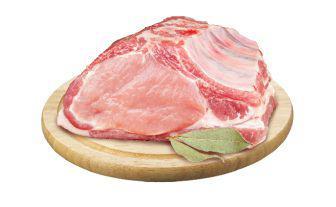 Корейка свиняча охолоджена напівфабрикат 1 кг