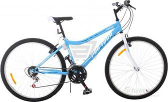 "Скидка 25% ▷ Велосипед Pro Tour 17"" XC100 LADY блакитний"