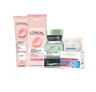 Засоби догляду за обличчям L'Oreal Paris