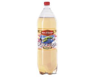 Напій Bon Boisson крем-сода, 2л