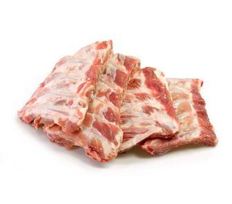 Свиные ребра кг