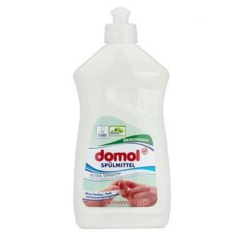 Средство для мытья посуды Domol Ultra Sensitive 500 мл