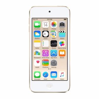 MP3 плеер Apple iPod touch 6Gen 16GB Gold Blue Pink Silver