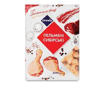 Пельмені «Сибірські» «Премія»® 800г