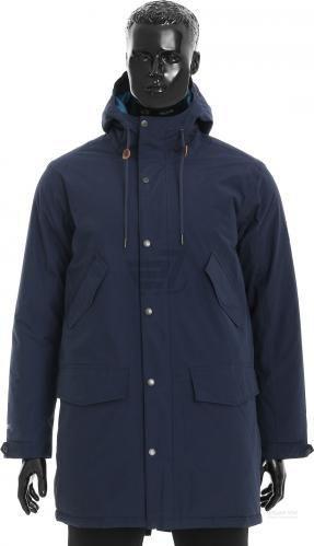 Куртка-парка McKinley Stubby 267646-0519 XL темно-синій