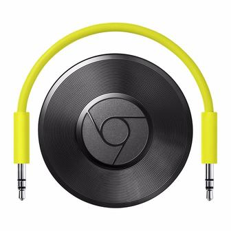 Медиаплеер Google Chromecast Audio Black