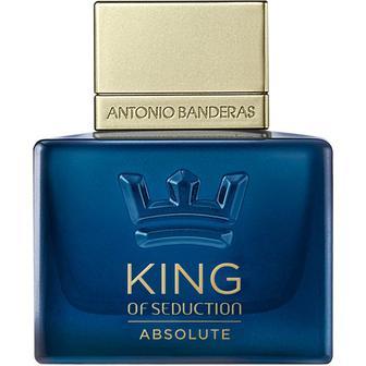 Парфуми ANTONIO BANDERAS KING OF SEDUCTION ABSOLUTE 50 мл