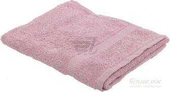 Рушник 50x90 см світло-рожевий La Nuit