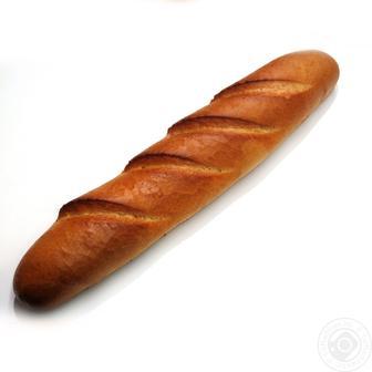 Багет бездріжджовий пшеничний 300г
