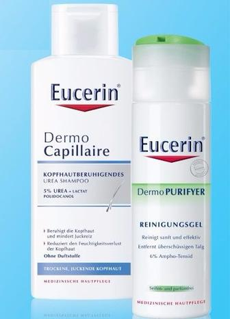 Продукти торгової марки Eucerin