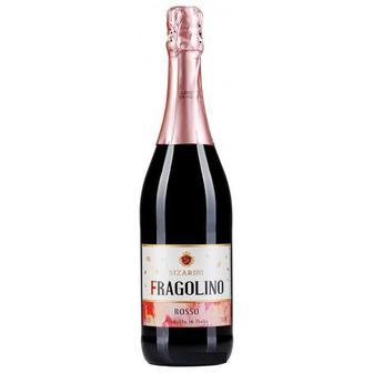 Вино игристое Fragolino Sizarini красное, белое сладкое 0,75