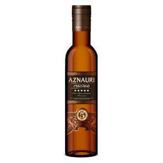 Коньяк Азнаурі 5* 40%, 0,5л