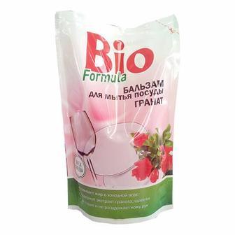 Засіб для миття посуду,Гранат/Лимон/Сода, Ag+, Bio,500мл