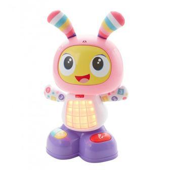 Интерактивная игрушка Обучающий робот БиБель Fisher-Price (FBC98)