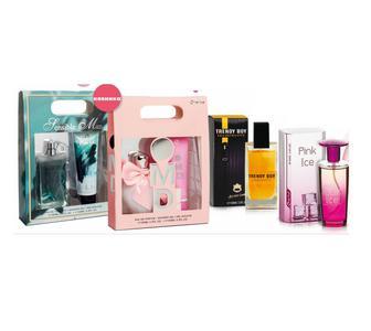 Omerta, Street  Looks Подарункові набори, жіноча парфумована або чоловіча туалетна вода 100мл