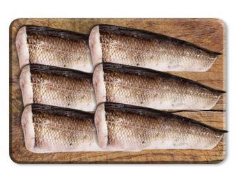 Риба Нототенія без голови  свіжоморожена, кг