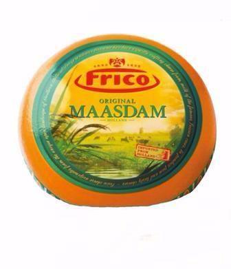 Сир Frico Маасдам 100г