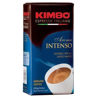 Кава мелена Intenso 250г Kimbo