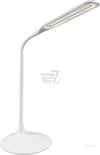 Настільна лампа офісна Светкомплект із акумулятором TB LED -105 5 Вт білий