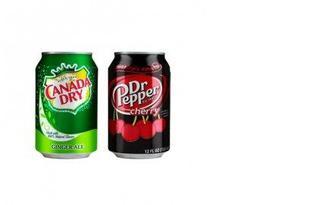 Напиток Dr.Pepper сил/газ ж/б, 0,33/0,35 л