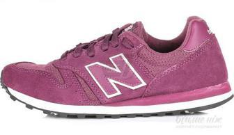 Кросівки New Balance 373 WL373PUR р. 8 рожевий