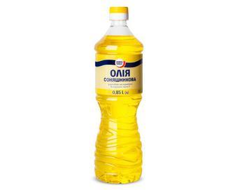 Олія соняшникова «Повна Чаша»® 0,85 л