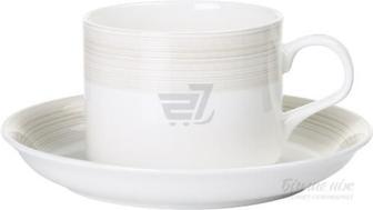 Чашка з блюдцем Pastel 170 мл Fiora