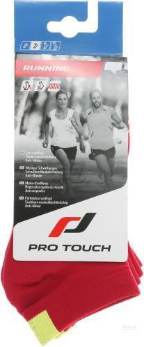 Шкарпетки Pro Touch Bakis 253179-258 3 пари р. 45-47 червоний