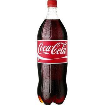 Напій безалкогольний Кока Кола 1.5л