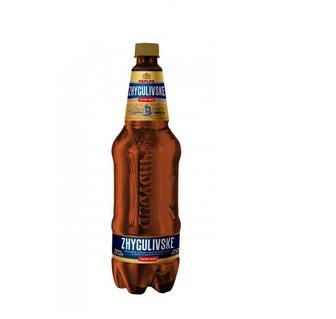 Пиво Жигулевское экспорт Оболонь 1,2 л