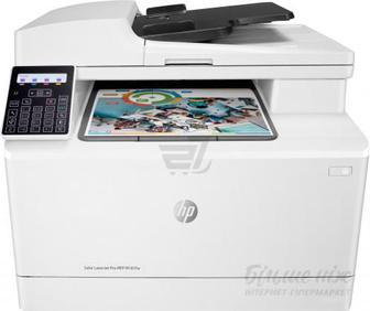 Скидка 9% ▷ БФП HP LaserJet Pro M181fw А4 (T6B71A)