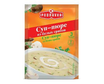 Крем-суп Podravka з білих грибів, 48г