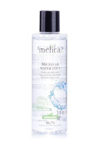 Вода Melica Organic Мицелярная 3 в 1 200 мл