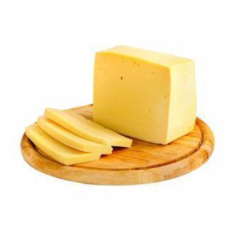 Сир твердий 45% Російський томаківка кг