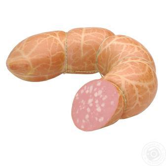 Ковбаса із свинини варена Любительська Алан 100г