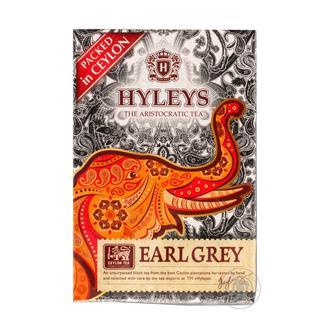 Чай чорний Ерл Грей Хейліс 90 г