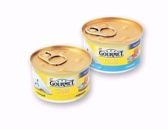 Корм для котів  Gourmet   85 г