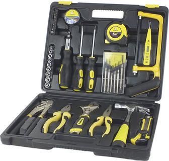 Набір інструментів СТАЛЬ 40018 39 предметів