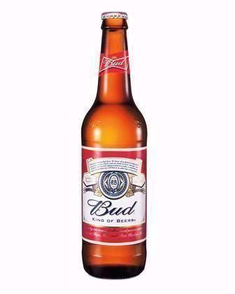 Пиво світле Бад 0,75л