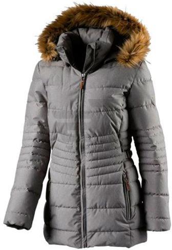 Куртка-парка McKinley Powaqa 267760-900911 36 сірий меланж